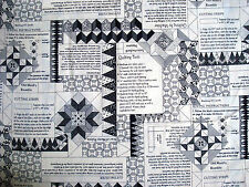 Cotton Fabric Instructions From Patchwork Quilts Made Easy Print Jean Wells Bthy