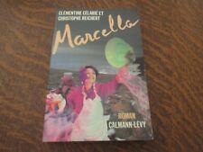 marcella - CLEMENTINE CELARIE ET CHRISTOPHE REICHERT
