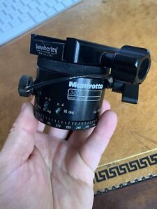 Manfrotto 300N + Wimberley Clamp