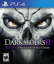 Darksiders II: Deathinitive Edition (Sony PlayStation 4, 2015) NEW