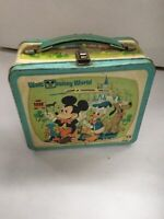 VINTAGE WALT DISNEY LUNCH BOX