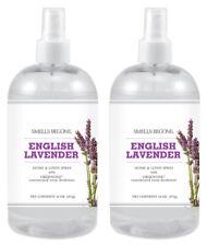 SMELLS BEGONE Air Freshener Home and Linen Spray - 16 Ounces Per Bottle