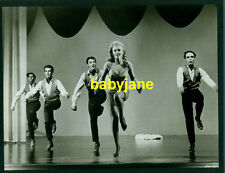 ANN-MARGRET VINTAGE 7X9 PHOTO 1964 VIVA LAS VEGAS DANCING IN LEOTARD #12