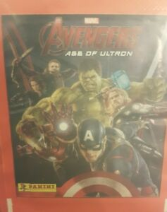 AVENGERS AGE OF ULTRON X5O LOOSE STICKERS