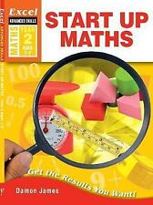 Excel Advanced Skills - Start Up Maths Year 2 by Damon James (Paperback, 2013)
