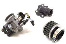 17,5 mm Tuning Vergaser Kit & Ansaugstutzen Yamaha Aerox MBK Nitro Minarelli
