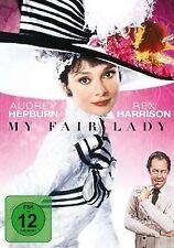 My Fair Lady - Audrey Hepburn - DVD - OVP - NEU