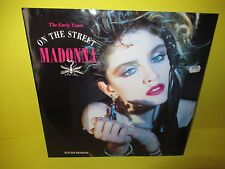 """MADONNA - ON THE STREET ( THE EARLY YEARS ) 12"""" SINGLE UK"""