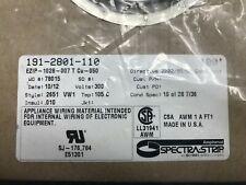 191-2801-110 Amphenol Ribbon Cable 10 conductor 28 awg