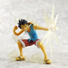 #F62-256 Bandai One Piece Attack Motions figure Monkey D. Luffy