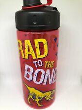 "Kids 16oz Waterbottle ""Rad To The Bone"" By: Cool Gear!"