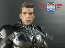 Custom 1/6 Scale Batman Arkham Knight Bruce Wayne Head Sculpt game version