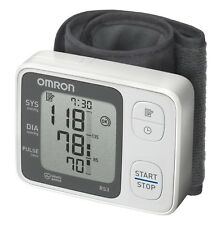 Omron RS3 Intellisense Automática De Muñeca Monitor de presión arterial HEM-6130-E Nuevo