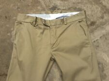 MENS KHAKI eHI-TIGHT-A DIESEL SLIM FIT CHINOS W33 L31 IN VGC
