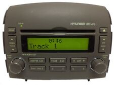 HYUNDAI Sonata Radio Stereo MP3 CD Disc Player Gray AM FM Receiver OEM Factory