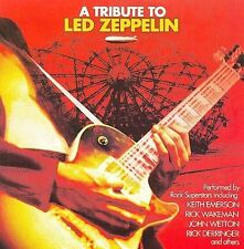 A Tribute To Led Zeppelin by Various Artists 2008 Saint Clair CD