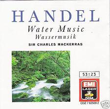 CD / GEORGE FRIDERIC HANDEL / WASSERMUSIK /