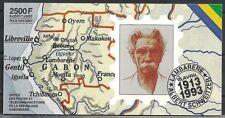 Gabon 1993 Albert Schweizer Booklet Mnh Vf