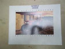 IH International Sales Brochure~Case 95 Series Tractors~395/495/595/995/895/695