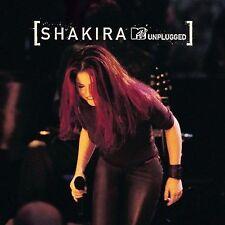 MTV Unplugged by Shakira (CD, May-2005, Discos/epic Joi)