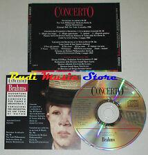 CD BRAHMS piano orchestra 2 Variazioni su tema haydn CONCERTO CURCIO lp mc dvd