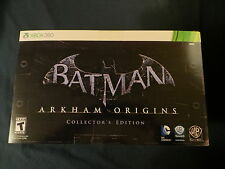 Batman: Arkham Origins  Collector's Edition  (Xbox 360, 2013) FREE SHIP & TRACK