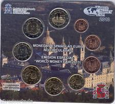 España cartera OFICIAL 2013 F.M.N.T. BERLIN 2500 Tirada 9 valor World Money Fair