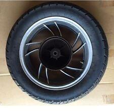 81 1981 yamaha maxim xj550 xj 550 y24 Rear Rim Tire Almost New 130/90-16 3.00X16