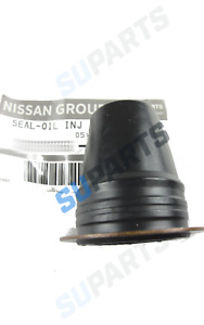 4x Genuine Fuel Injector Nozzle Seal for Nissan X-Trail T30 2.2 01-07