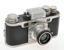 Alpa Reflex II camera with Angenieux 50mm F:2.9 Alpar, not in working order