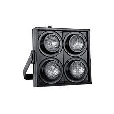 PROJECTEUR DMX STAGE BLINDER CONTROLE DMX 4 LAMPES 650W SCENE STUDIO ECLAIRAGE