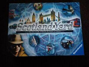 Ravensburger Scotland Yard Board Game - 26646