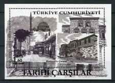 Turkey 2017 MNH Historic Bazaars Markets Kemeralti 1v M/S Architecture Stamps