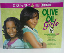 [ORGANIC ROOT STIMULATOR] OLIVE OIL GIRLS NO-LYE RELAXER SYSTEM 1 APP.