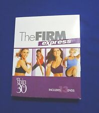 The Firm Express 13 Dvd Boxed Set Get Thin in 30