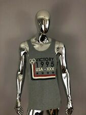 New Authentic10 DEEP VICTORY GRAY Color T Shirt Size  M