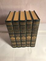 Aristotle Complete Works 5 Volumes The Easton Press Leather Bound