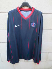 Maillot PARIS SAINT-GERMAIN PSG Nike STOCK PRO rare football shirt collection XL