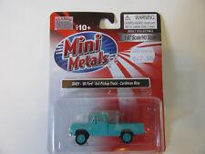 Classic Metal Works  USA 1:87  1960 Ford Pickup  Fertigmodell