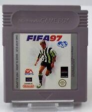 Nintendo Game Boy GB - Fifa 97 + NFL Quarterback Club 2