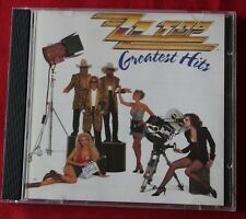 ZZ Top, greatest hits - best of, CD