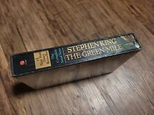 The Green Mile - Stephen King - The Complete Serial Novel In Slipcase - New.