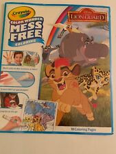 Color Wonder Coloring Pad - Lion Guard Fun Play Draw Art Crafts Learn