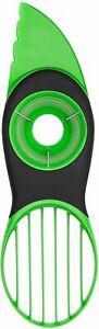 NEW ORIGINAL OXO Good Grips 3-in-1 Avocado Slicer  Green FREE SHIPPING