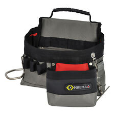 C.K MAGMA ELECTRICIAN'S TOOL POUCH H:25CM W:31CM D:11CM WEIGHT:540G MA2717A