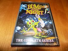 BUMP IN THE NIGHT THE COMPLETE SERIES Stop-Motion Animated TV Show 2 DVD Set NEW
