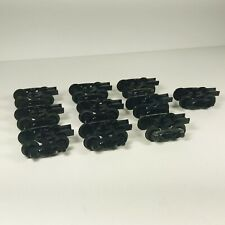 HO Scale Tyco Talgo Trucks Lot Of 10 - Train Freight Car Replacement Parts R