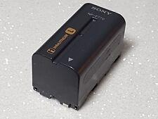 GENUINE Sony NPF770 InfoLithium Battery for DCRVX2100, HDRFX1, HDRFX7 (NP-F770)