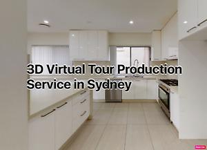 Matterport 3D Virtual Tour Production Service