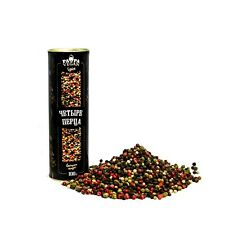 Organic Dried Pepper Mix 3,6 oz/100 gr Herbs & Spices by PapaVegan Brand